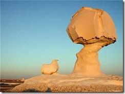mushroom rock egypt